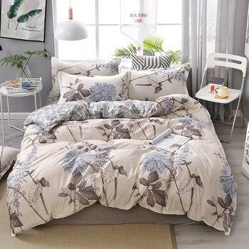 Nordic Bedding Set Light Flower 24