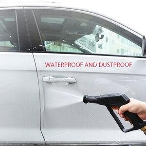 Image 4 - Автомобильная наклейка s, защитная пленка для интерьера автомобиля, защитная пленка для края двери, наклейка на пол, на весь корпус, виниловые аксессуары, нано клей