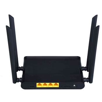4G LTE Wifi Router 300Mbps Wireless 4G CPE Router with 4x5Dbi Antenna Support 4G to LAN Device for Europe Asia Africa