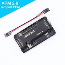 APM2.9 APM2.8 плата контроллера полета поддержка PPM apm2.6 2,8 Модернизированный внутренний Компас для RC квадрокоптера мультикоптера Ardupilot