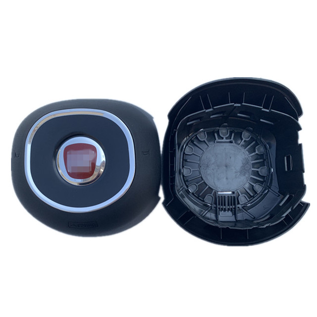 For FIAT Tipo 2015  2020 Car Steering Wheel Horn Cover With logo