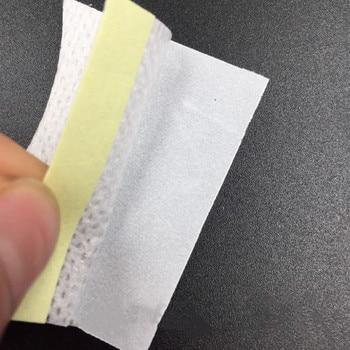 Removedor de maquillaje de papel sin pelusa, limpiador de almohadillas de algodón,...