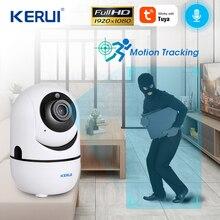 1080P Wifi caméra Tuya App stockage en nuage détection de mouvement WiFi IP Mini caméra de Surveillance caméra de Vision nocturne CCTV caméra