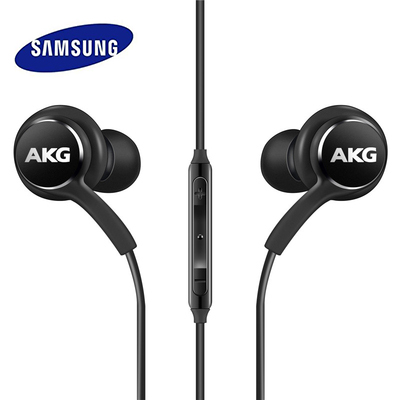SAMSUNG EO-IG955 Earphones 3.5mm In-ear With Mic Wired Headset For AKG Samsung Galaxy S6 S7 S8 S9 S10 Smartphone Xiaomi Huawei