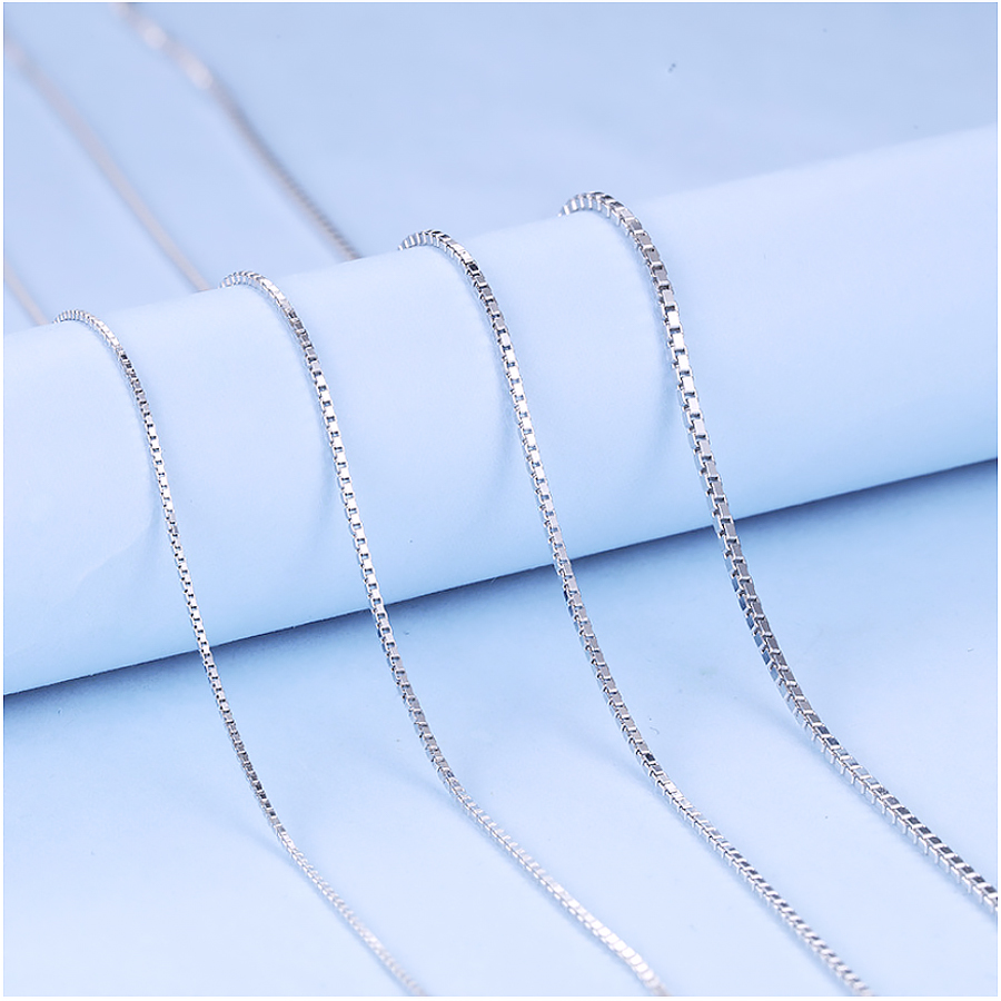 silver chain for women  (11)