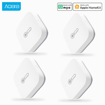 Xiaomi Aqara Smart Air Pressure Temperature Humidity Sensor Environment Humidity Sensor Remote Control Work With Mi Home Gateway