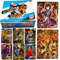 180 шт. японский Узумаки Хината Sasuke Itachi Kakashi игрушки хобби Коллекционные вещи игра Коллекция аниме-открытки