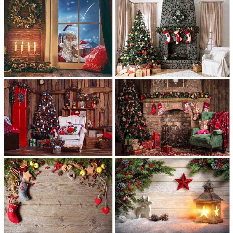 Купить shengyongbao художественный тканевый фон для фотосъемки на рождество