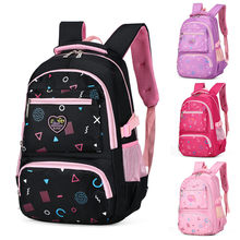 2020New printing large capacity School Bags for Girls Princess Schoolbags Women Backpack book Bag Wholesale Kids Travel Backpack(China)