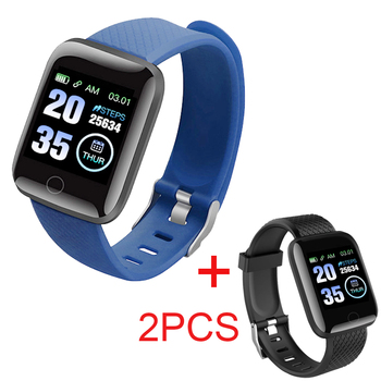 D13 Smart Watches Heart Rate 116 Plus Smart Touch Watch Wristband Sports Watches Smart Band Men Women Smartwatch For Android