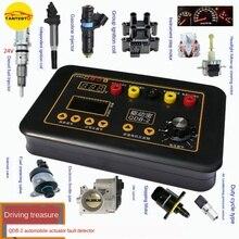 Электромагнитный клапан для проверки катушки зажигания автомобиля, электромагнитный клапан на холостом ходу, шаговый инструмент для мотора