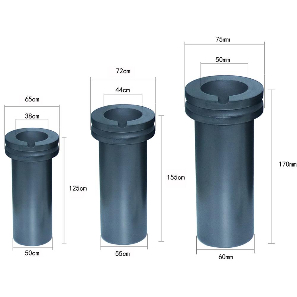 Sonstige Branchen & Produkte Tiegel Graphit Tiegel Metall ...