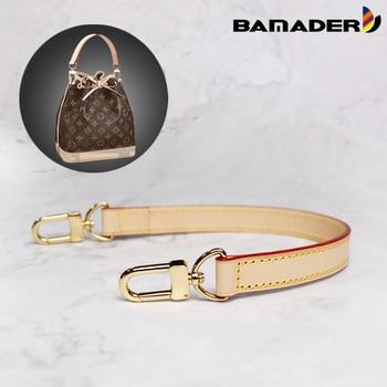 BAMADER obag Handle Short Bag Strap Short Shoulder Strap Handbag strap Genuine Leather Bag belt High Quality Handbag Accessories 1