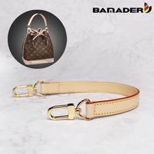 Bamader obagハンドルショートバッグストラップショートショルダーストラップハンドバッグストラップ本革バッグベルト高品質ハンドバッグアクセサリー