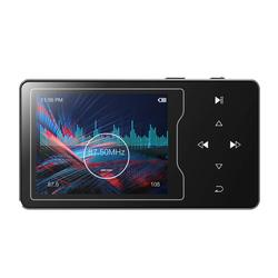 MP4 Player Bluetooth 4.2 Built-in Speaker 16GB with 2.4 HD TFT Color Screen Metal Body HIFI Lossless Sound Video Player Walkamn