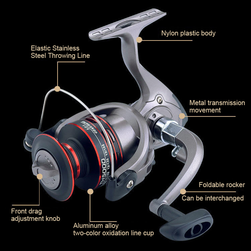 suave carretel pesca pancing roda pesca n28