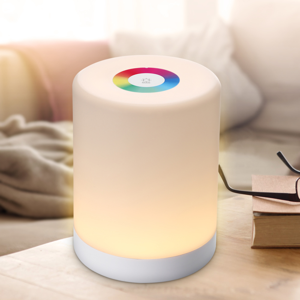 Rechargeable Smart LED Touch…