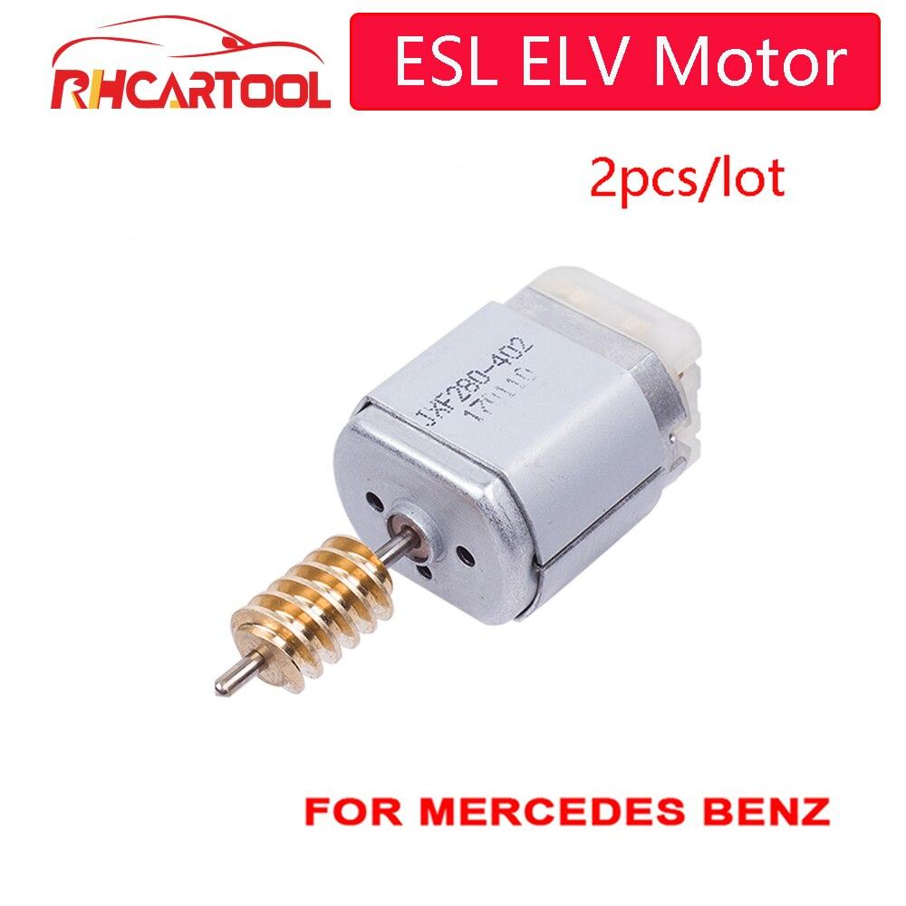5 adet OBD2 BENZ teşhis aracı ESL ELV Motor direksiyon kilidi tekerlek motoru için mercedes-benz W204 W207 w212 212 204 207