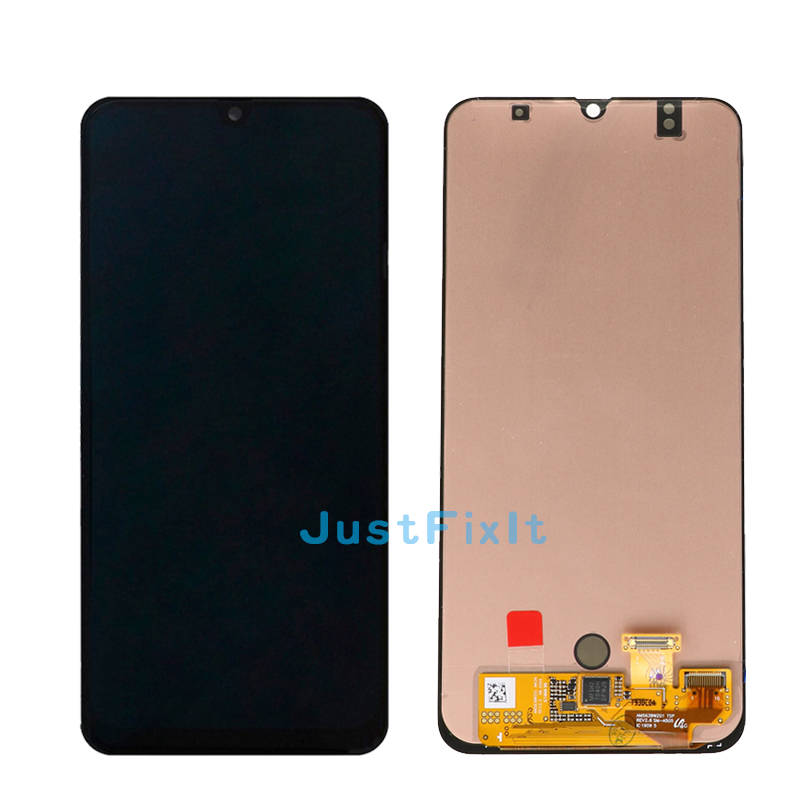 100% Original For Super Amoled For Samsung Galaxy A50 SM A505FN/DS A505F/DS A505 LCD Display Touch Screen Digitizer Assembly-in Mobile Phone LCD Screens from Cellphones & Telecommunications
