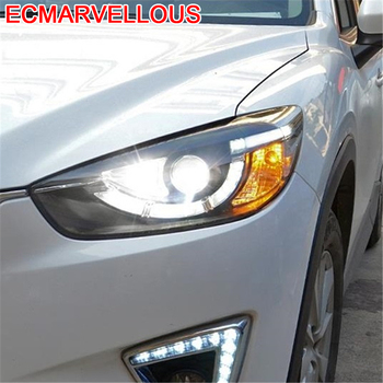 Daytime Running Lamp Styling Parts Drl Luces Para Auto Assessoires Led Headlights Car Lights Assembly 13 14 15 16 FOR Mazda CX-5