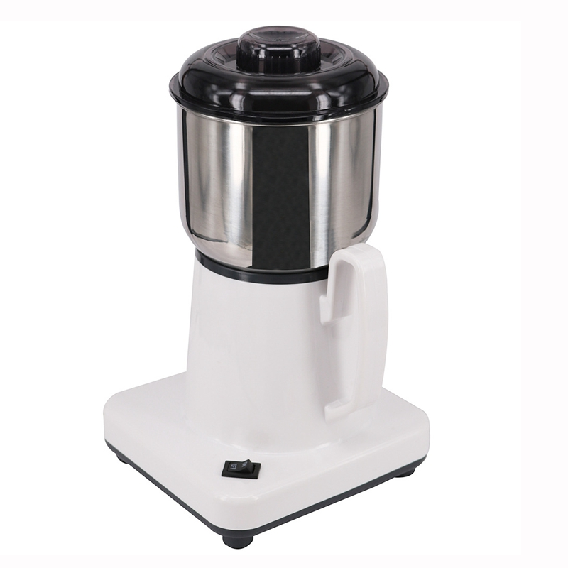 Hot Electric Stainless Steel Coffee Grinder Coffee Miller Milling Machine Household Coffee Grinder Small Milling Machine Eu Plug|Coffee Makers| |  - title=