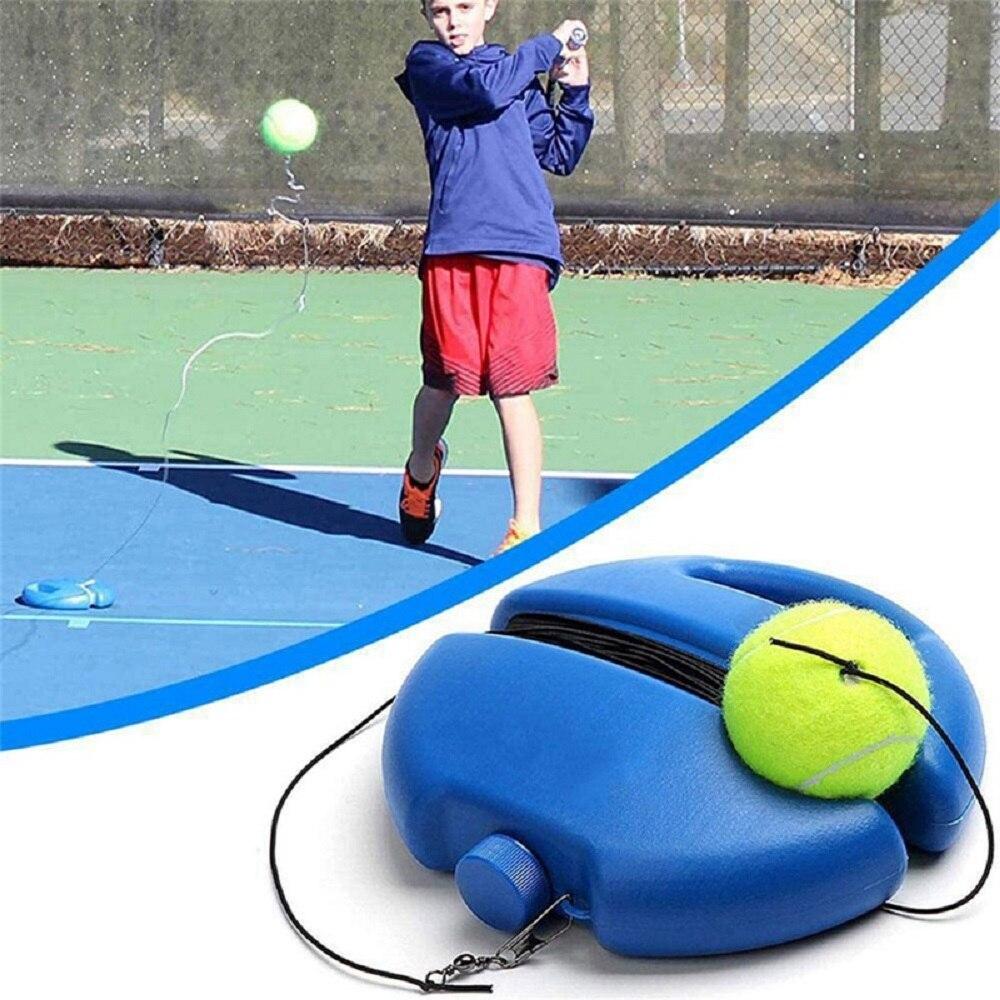 Купить тренировочный инструмент для тенниса тренер один самостоятельной