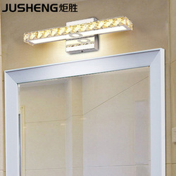 Ju sheng lustro kryształowe światło przednie LED Amazon