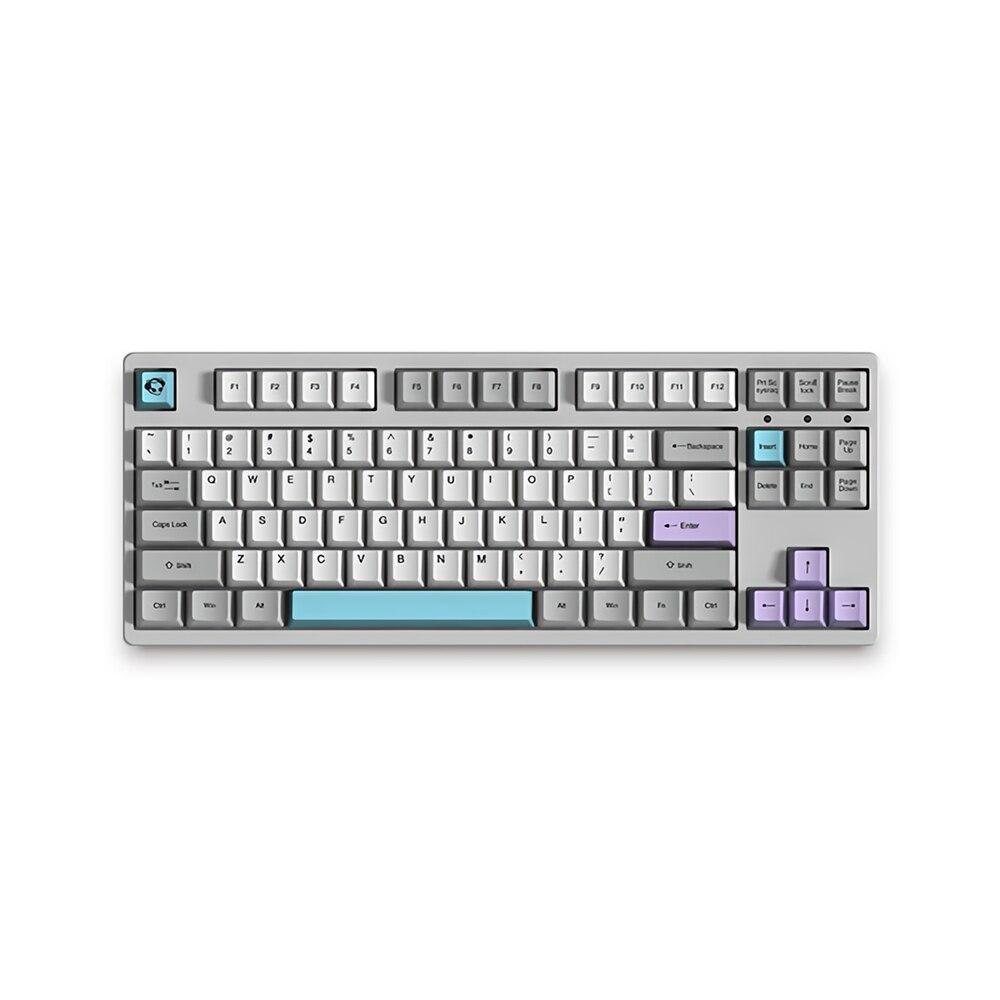3087 V2 87 клавиш Проводная Механическая игровая клавиатура под заказ PBT сублимационная клавиатура для Akko переключатели клавиатуры для компьют...