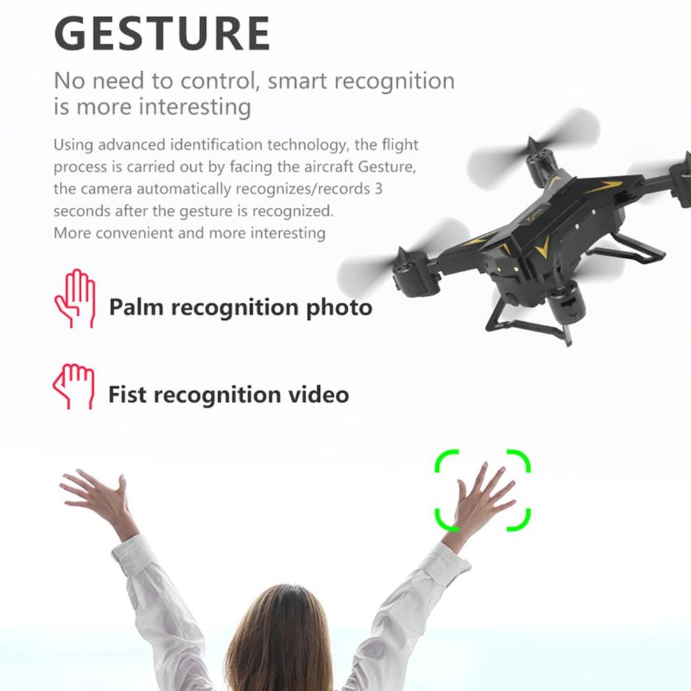 cheapest KY601g 5G WiFi Drone Remote Control FPV 4-Axis GPS Aerial Toy Foldable Aircraft Geature Photo Video RC Airplane