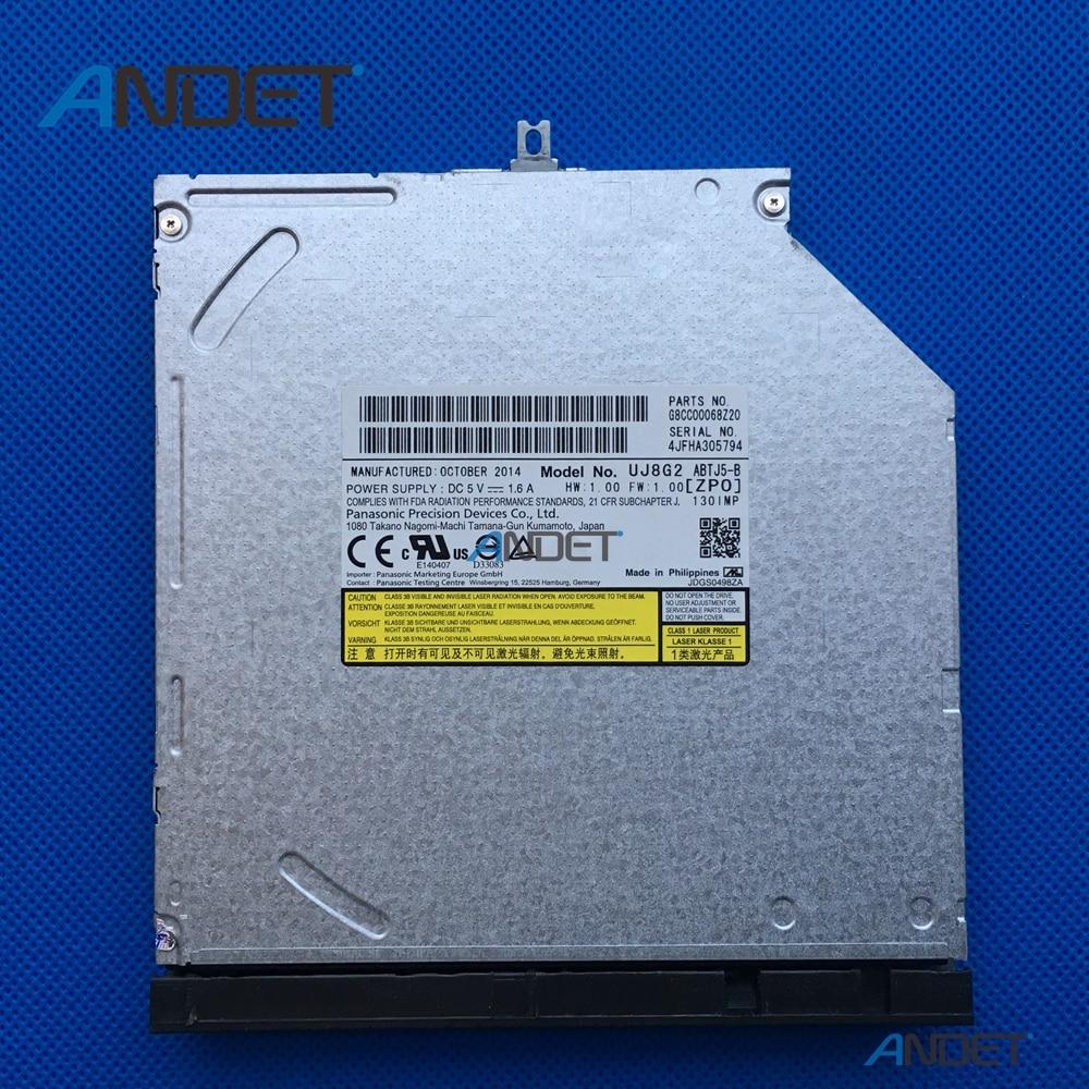 New Original For Lenovo ThinkPad L440 L540 Laptop Internal DVD RW RAM Burner CD-RW Optical Drive Case UJ8G2