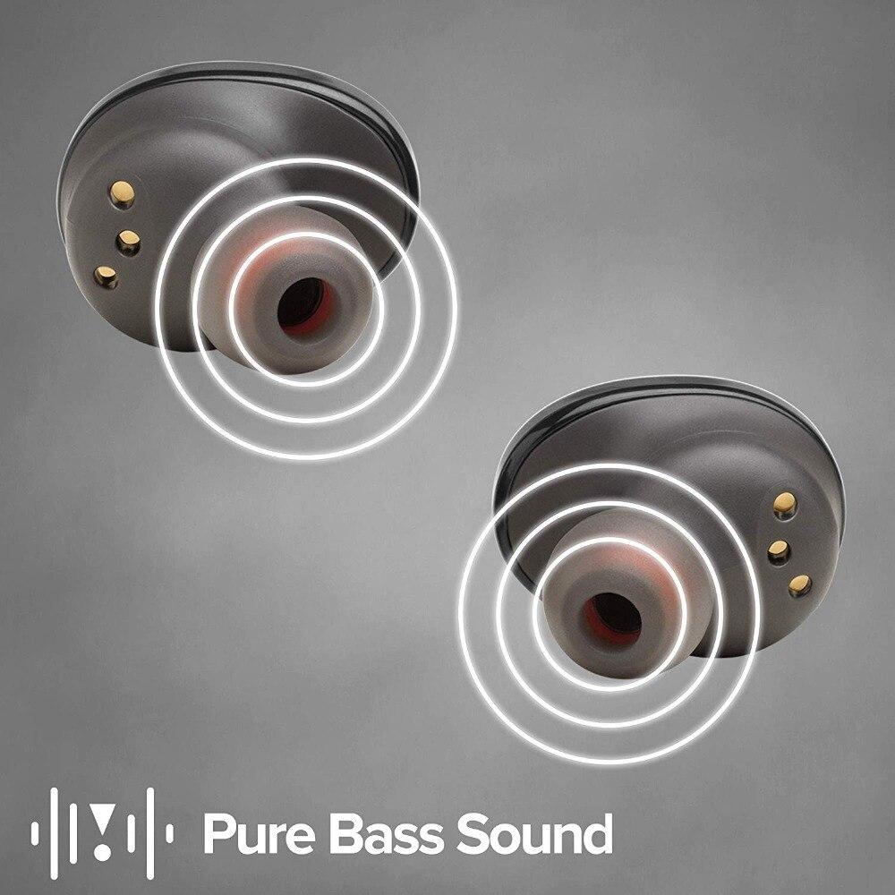 Słuchawki JBL wyposażone w technologie Pure Bass Sound.