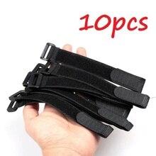 Belt Hook Suspenders Strap Tie-Holder Fastener Cable-Cord-Ties Fishing-Tackle-Tool Loop