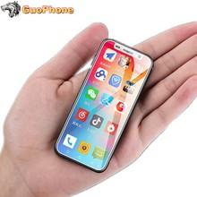 סופר מיני מלרוז 2019 4G Lte הקטן Smartphone 3.4 MTK6739 Quad Core אנדרואיד 8.1 טביעות אצבע נייד