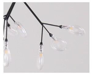 Image 5 - Lámpara Led De araña para Techo, iluminación moderna, lámparas De Techo, luminaria De suspensión, AC110V/220V