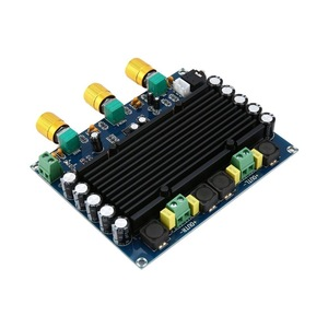 Image 4 - 2*150W 2.0 TPA3116D2 Power Amplifier Board Digital Audio Stereo Class D TL0741 TPA3116 amplifiers with Tone Amplificador