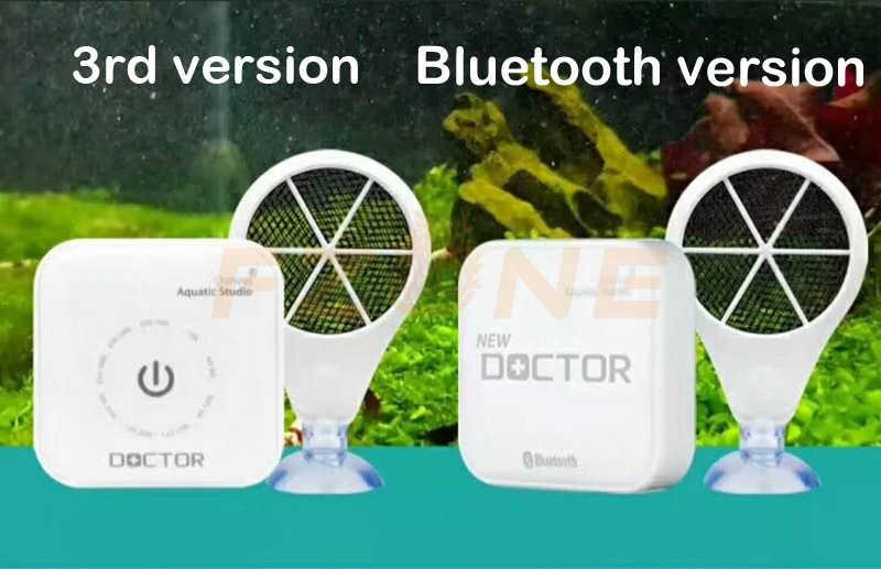 Chihiros Doctor wersja aplikacji Bluetooth algi usuń Twinstar Samilar elektroniczne hamują algi dla wszystkich świeżych zbiorników do akwarium