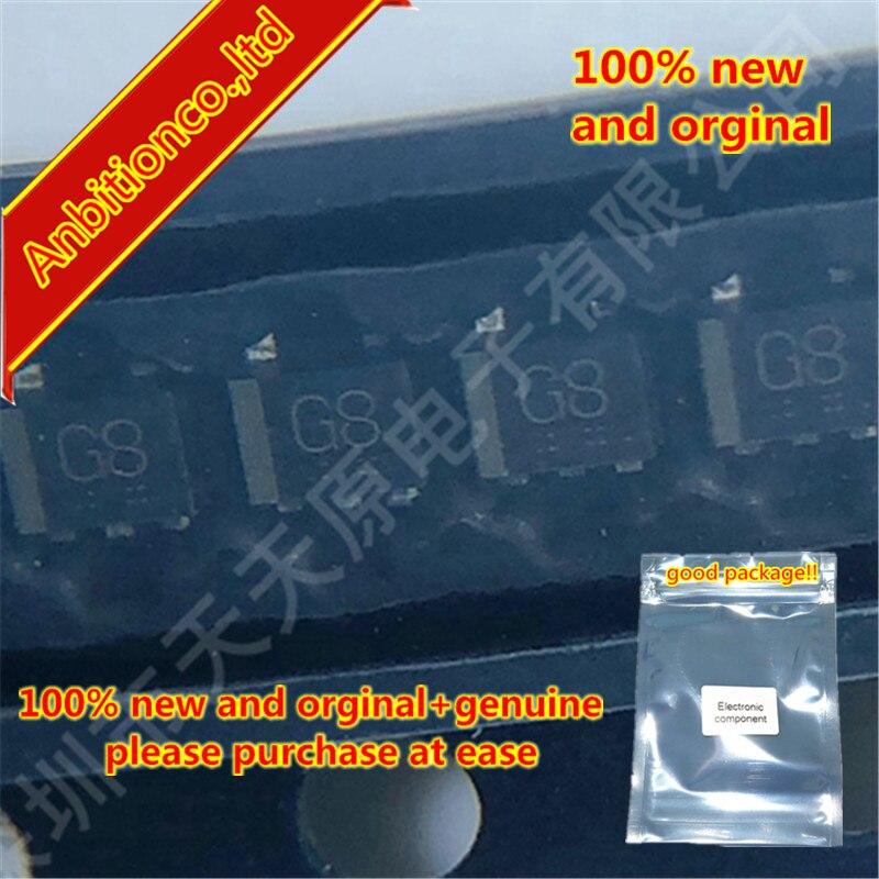 20pcs 100% New And Orginal EMG8T2R Silk-screen G8 SC70-5 In Stock