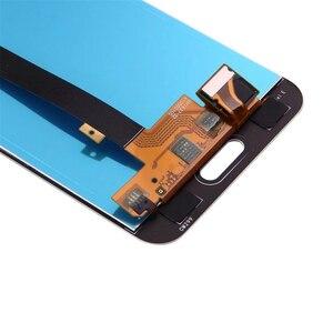 Image 5 - Orijinal lcd için xiaomi mi 5C ekran dokunmatik Panel ekran Digitizer meclisi için çerçeve ile xiaomi mi 5C M5C telefonu sensörü parçaları