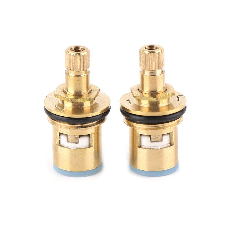 Copper Core Rod Ceramic Valve Core Single Faucet Quick Opening Copper Valve Core Faucet Accessories