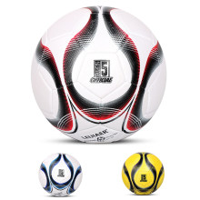 Standard Size 5 Football Ball Soft PVC Soccer Goal Team Match Football Sports Training Balls League Match Professional Futbol