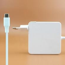 61W 30W 29W 12V 20.3V 3A Type C USB-C Power Adapter Charger For Apple Macbook Pro 13 inch A1706 A1707 A1708A A1718 Made In 2016
