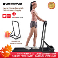 WalkingPad Treadmill Upgraded A1 Pro Brushless Motor More Quiet Folding Workout Device Home Handrail Optional Xiaomi Mijia Joint