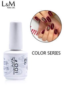 Nail-Polish Factory 290-Colours Wholesale Ido-Gel High-Quality DHL 5-8days 300pcs Uv-Lamp-Suppliers