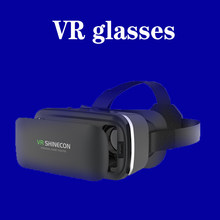 HD VR Panoramic Virtual Reality 3Dแว่นตา(China)