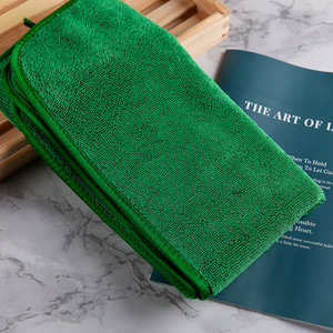 Image 1 - Chiffon de nettoyage spécial de voiture, 90x60cm, pour lavage de voiture, doux et non abîmé, peinture de voiture, serviettes en tissu torsadé, accessoires automobiles