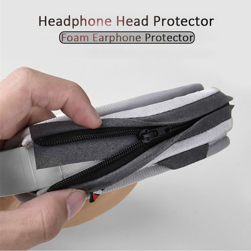 Купить сменные мягкие эластичные накладки на голову защитные для qc35