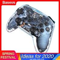 Геймпад Baseus Game Геймпад Для Nintendo Switch Bluetooth 6-осевой Датчик Движения Вибратор Контроллер Joypad Для Switch Lite ПК