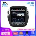 4G Lte 32G ROM вертикальный экран android 9,1 мультимедийный видео радио плеер для Hyundai IX35 tucson 2009-2015 Навигация стерео