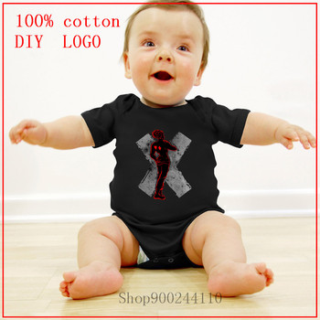 Hisoka Hunter X Hunter Printed Bodysuits baby Short Sleeve baby clothing new born baby boy high quality clothes 3 to 6 months image