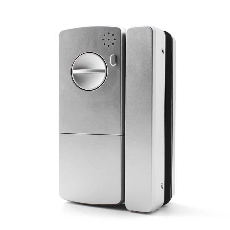 Metal outdoor waterproof fingerprint access control machine